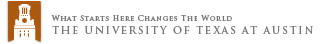 What Starts Here Changes The World | The University of Texas at Austin